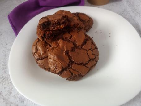 Самое вкусное печенье три шоколада пошаговый рецепт