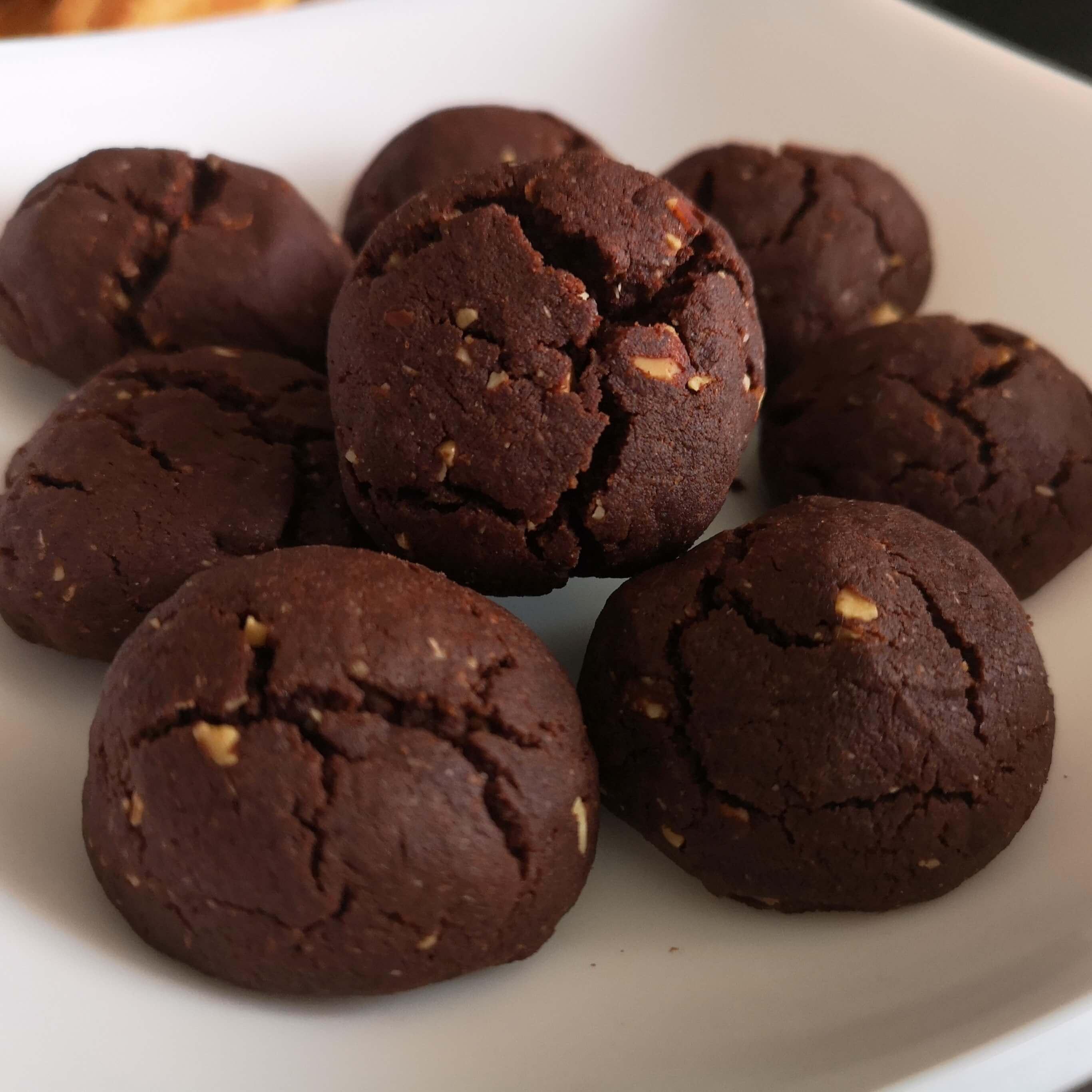 супер шоколадное печенье рецепт с фото свадебные