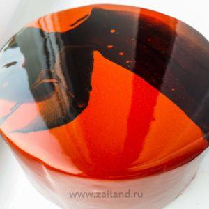 Блестящая зеркальная глазурь