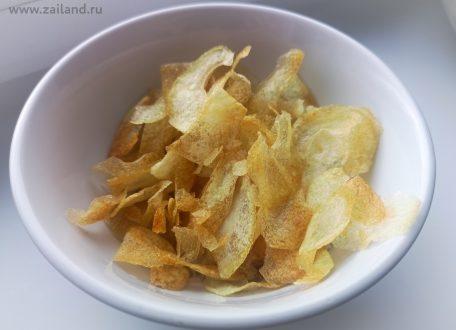 Чипсы из картошки в домашних условиях по вкусу как из магазина
