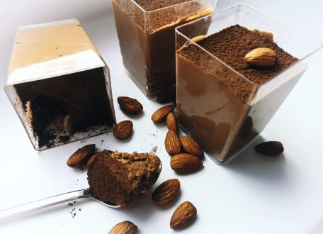 Шоколадный мусс вкусный рецепт десерта в домашних условиях