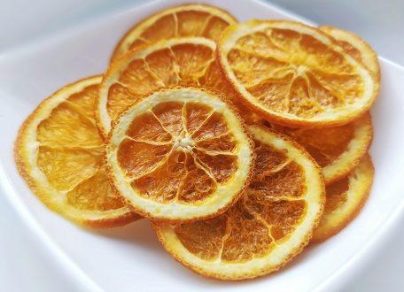 домашние апельсиновые чипсы в духовке пошаговый рецепт