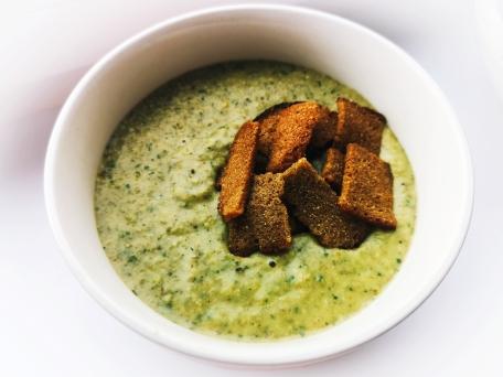 Простой рецепт супа - пюре из маша с овощами