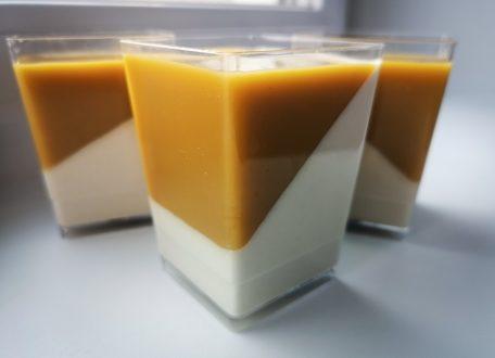 Классический десерт панна-котта с манго фото и видео рецепт
