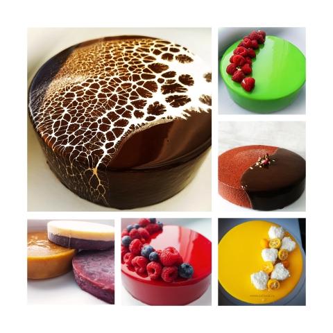 рецепты муссовых тортов