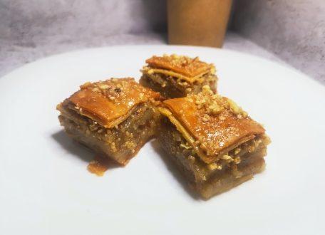 вкусная и сочная баклава очень простой рецепт