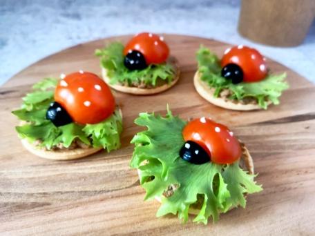 Интересные идеи закусок для детей на праздничный стол