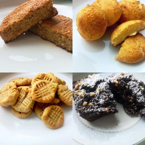 Четыре идеи вкусной и полезной выпечки быстрые рецепты выпечка для детей